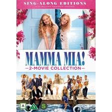 Mamma Mia! 1-2 Boxset
