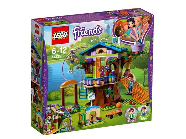 Mias trädkoja, LEGO Friends (41335)