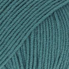 Drops Baby Merino Uni Colour Garn Ullgarn 50g North Sea 47
