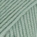 Merino Extra Fine Uni Colour Garn Merinoull 50 g Ljust Grågrön (15) Drops