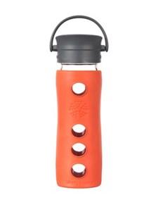 Cafe Mug 450ml, Lava Orange, Lifefactory