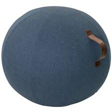 JobOut Balansboll Design Mörkblå