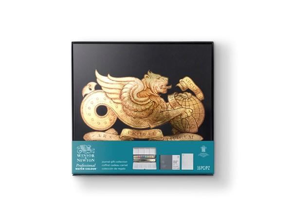 Winsor & Newton Akvarellsett Professional Dagbok