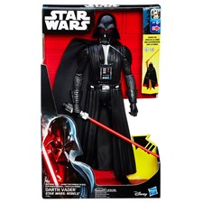 Darth Vader, Elektronisk Duellfigur 30 cm, Star Wars