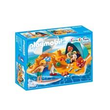Familj på stranden, Playmobil Family Fun (9425)