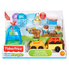 Little People Going Camping, Fisher-Price