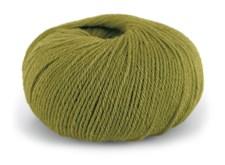 Dale Garn Pure Eco Baby Wool Ekologisk Ull 50 g Vårgrön 1323