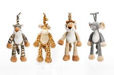 Diinglisar Wild, Spilledåse, Tiger, Teddykompaniet