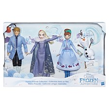 Holiday Special Collection Pack, Disney Frozen