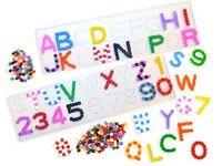 Perleplate ABC/tall
