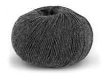 Dale Garn Pure Eco Baby Wool Økologisk Ull 50 g Koks Melert 1354
