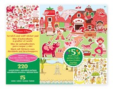 Scratch & Sniff Sticker Pad, Melissa & Doug