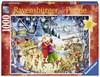 Santa's Christmas Party, Pussel 1000 bitar, Ravensburger