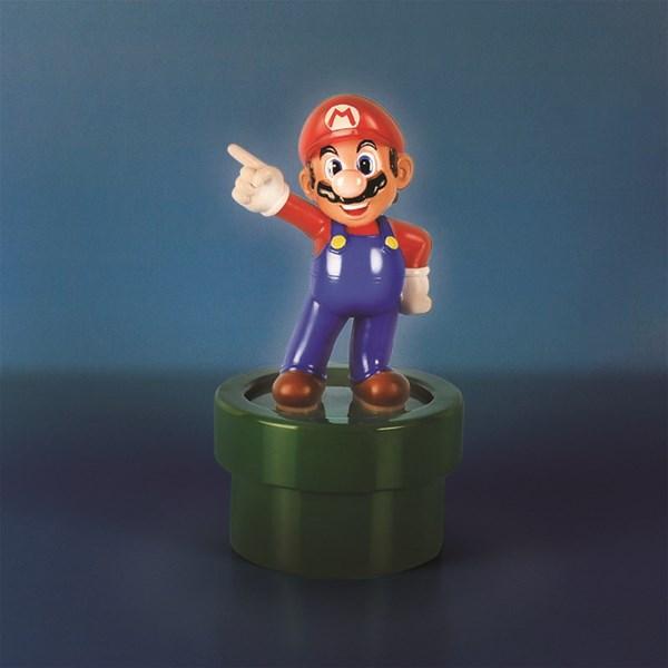 Nintendo Super Mario Lampa