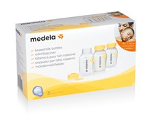 Diflaska 150 ml, 3-pack, medela