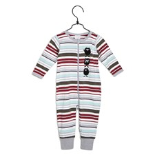 Pysjamas Stinky, Flerfargede striper, Mummi