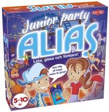 Party Alias Junior, Barnespill