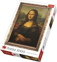Mona Lisa, Pussel 1000 bitar