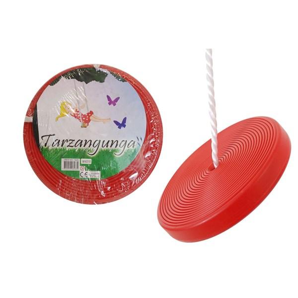 Tarzangunga  Röd  28 cm  Summertime - uteleksaker & sportleksaker