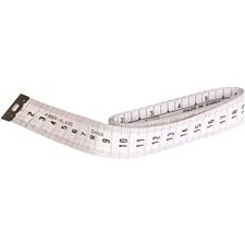 Målebånd, L: 150 cm, 6stk.