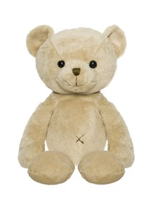 Elliot, beige, stor, Teddykompaniet
