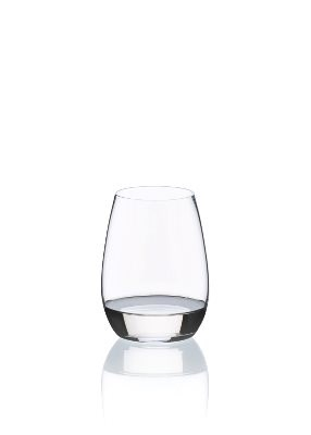 Riedel The O Wine Tumbler Spirits Destillate Glas 2-pack Klar