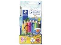 Akvarellpenna STAEDTLER 12 färger
