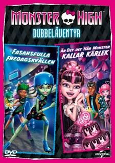 Monster High - Fasansfulla fredagskvällen & Är det det här monster kallar kärlek