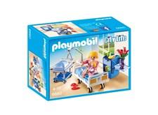 Fødestue med sprinkelseng, Playmobil (6660)