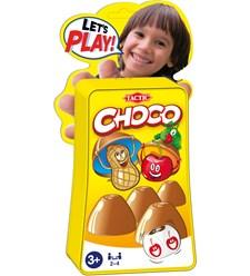 Choco, Resespel