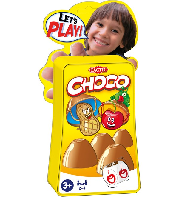Choco, Resespel (SE/FI/NO/DK/EN)
