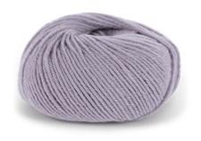 Dale Garn Lanolin Wool Ullgarn 50 g Grå Lavendel 1412
