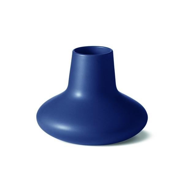 Georg Jensen HK Vas 12.5 cm Stengods (blå) - vaser