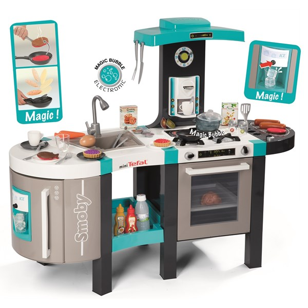 Tefal French Touch bubble kitchen  Smoby - rollek