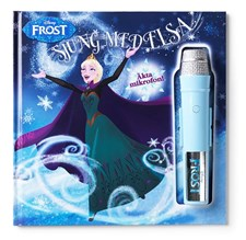 Sjung med Elsa, Bok med mikrofon, Disney Frost