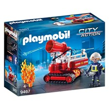 Brandbil, Playmobil Action (9467)