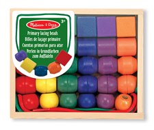 Primary Lacing Beads, Melissa & Doug