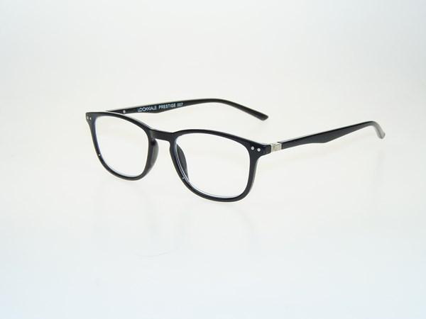 Läsglasögon Lookiale Prestige +3.50 Black