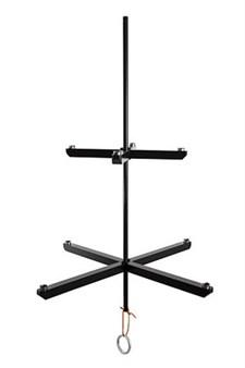 ERNST Ljuskrona Höjd 70 cm Svart
