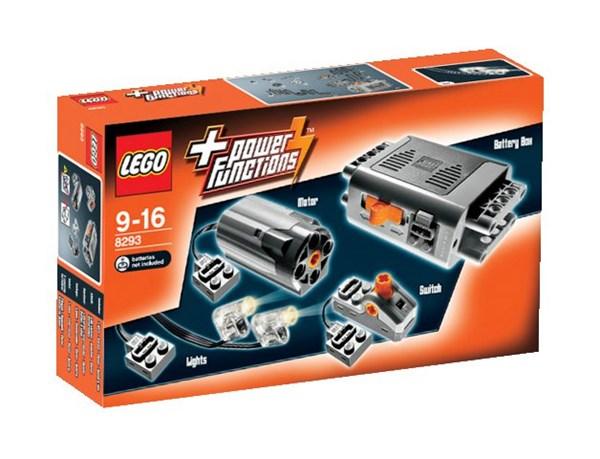 Power Functions-motorsett, Lego Technic