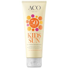 ACO Sol Lotion Kids Spf 50, 125 ml