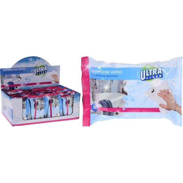 Wipes för Badrum Set 50St  Övriga varumärken - putsmaterial