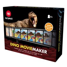 Dino Moviemaker, Alga Science
