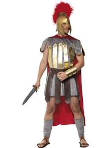 Deluxe Roomalainen Sotilas Naamiaispuku