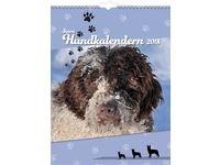 Väggkalender Hund - 1777