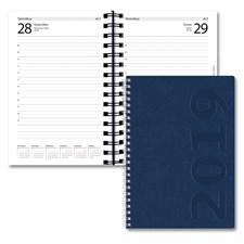 Kalenteri 2019 Burde Päiväkirja Savanna sininen