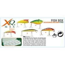 Fiskelåda med fiskedrag
