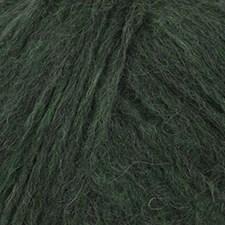 Drops Air Uni Colour Garn Alpackamix 50 g skogsgrön 19