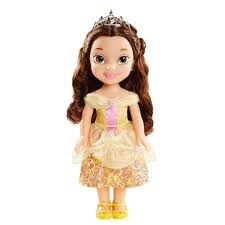 Toddler Doll 38 cm, Belle, Jakks Pacific