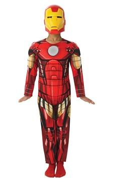 Kostyme, Iron Man Deluxe, Str. 116, Rubies
